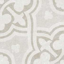 Керамогранит DECOR LEILA WHITE 20x20 от Cifre Ceramica (Испания)