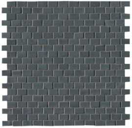Мозаика Brooklyn Brick Carbon Mos. 30x30 от FAP Ceramiche (Италия)