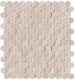 Мозаика Brooklyn Round Sand Mos. 29.5x32.5 от FAP Ceramiche (Италия)