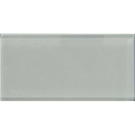 A-092 3x6 Gray Cloud Gloss