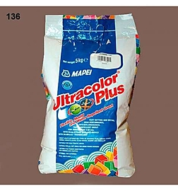 Ultracolor Plus № 136 Гончарная глина 5 кг затирка цементная