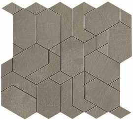 Мозаика Atlas Concorde Italy Boost Pro Taupe mosaico shapes 33.5x31 A0QC