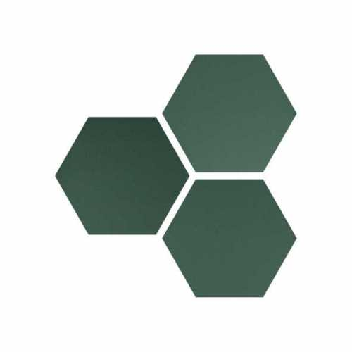 Мозаика Wow Six Hexa Green