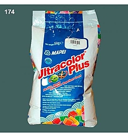 Ultracolor Plus № 174 Торнадо 5 кг затирка цементная